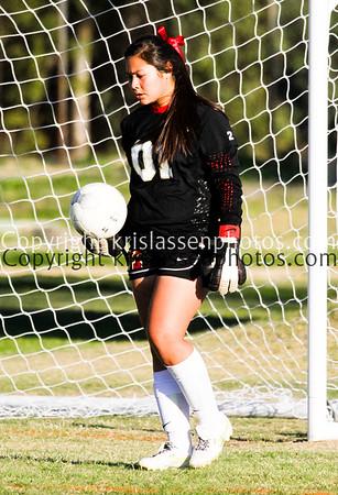 2012 La Serna Girls Soccer vs St Joseph 12.06.11