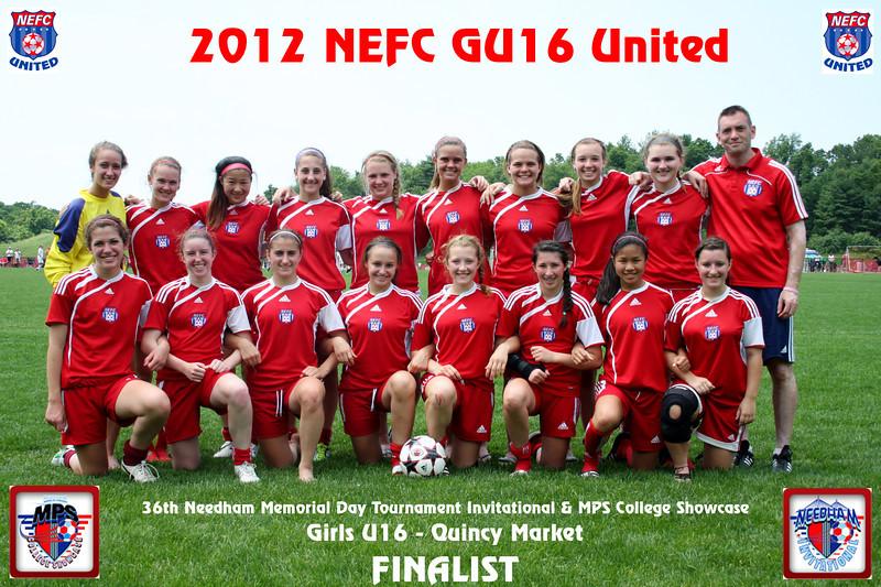 2012 NMDT GU16 Quincy Market Finalists