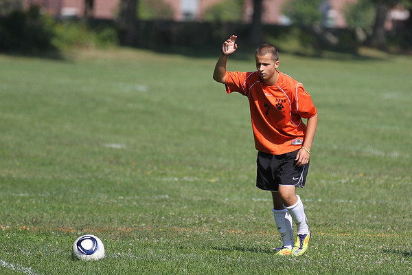 2012 NNHS JV Soccer vs. Cohassett, Hingham, and Arlington