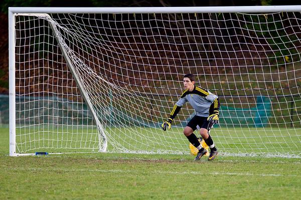 2012 NNHS JV Soccer vs. Norwood