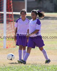 Division Girls U12-2133