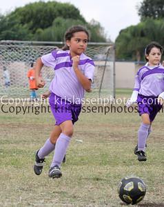 Division Girls U8-1350
