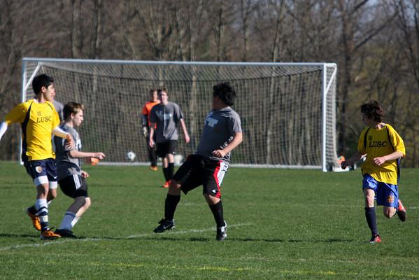 U18 Hawks vs Lexington United