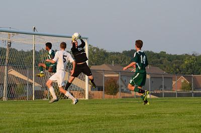 Westfield vs Harrison 2013 High School Soccer