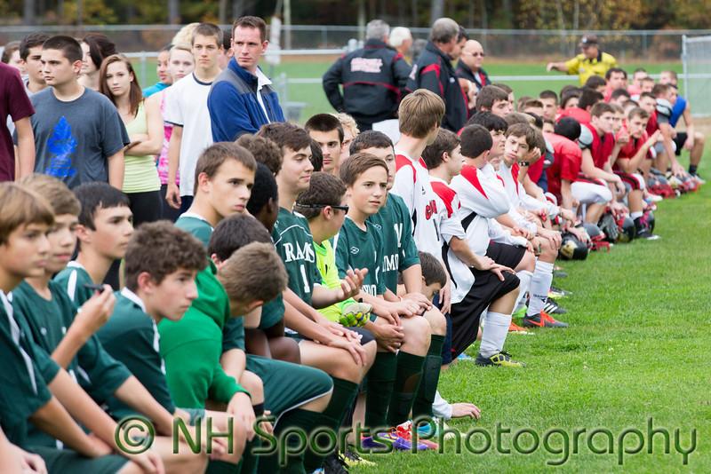Campbell Senior Boys 2013