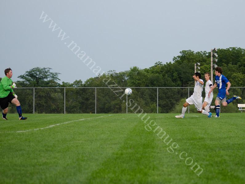 Harrison vs Carroll High School Soccer Photo #8295