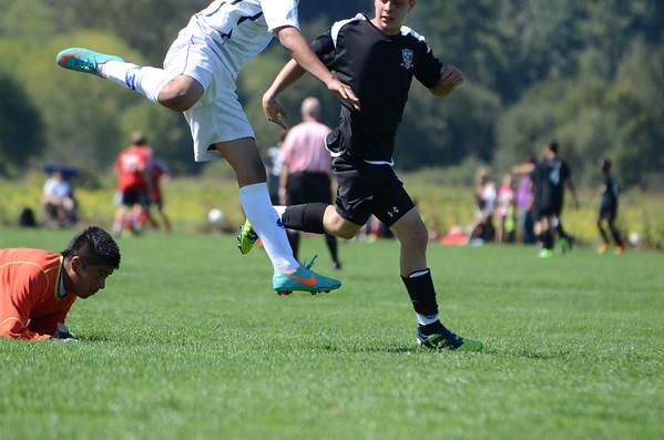 2013 Titans Puyallup Valley Kickoff