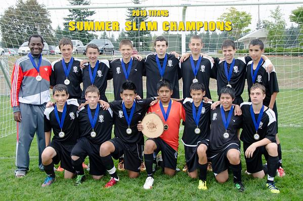 Titans 2013 Summer Slam