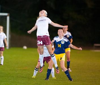 Montesano HS vs. Aberdeen HS, ladies varsity, October 7, 2014