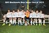 BHS Blackhawks Boys Soccer Class of 2015