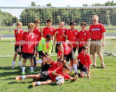 Team Photos - Champions & Finalists