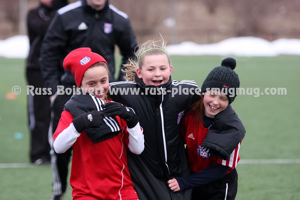 NEFC GU10 Central Barcelona Red vs FC Spartans