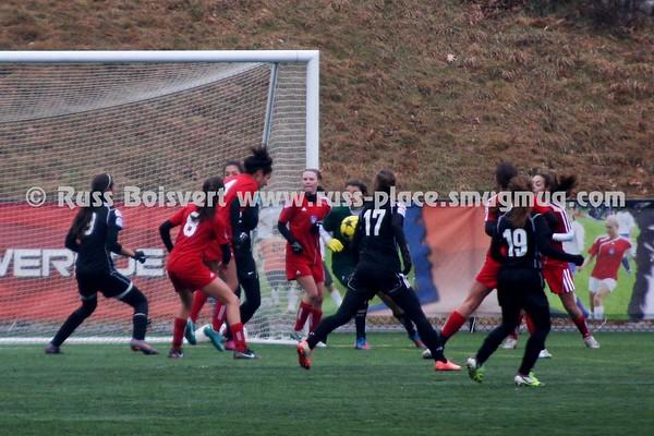 NEFC GU17 Elite vs FC Bolts