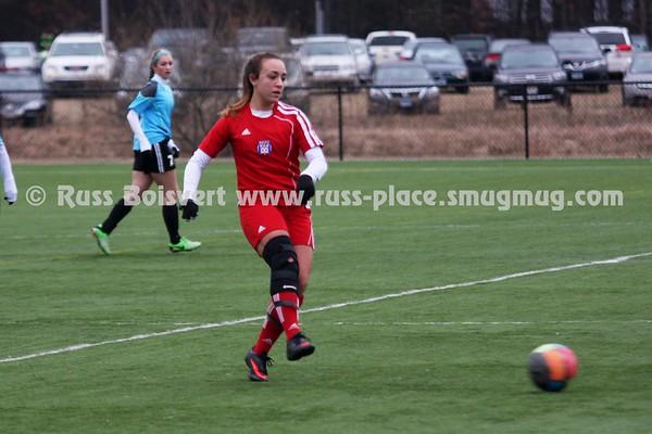 NEFC GU18 United vs Vipers FC