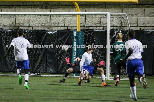 Nipmuc Boys  Soccer MIAA CMass Div 3 Final vs Douglas