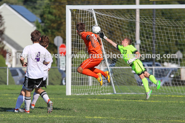 BVT Boys Varsity Soccer vs Uxbridge