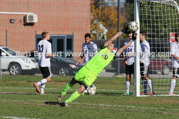 BVT Boyss Varsity Soccer CMass R1 vs Millbury