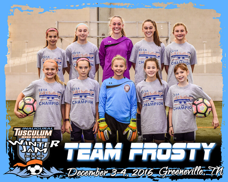 Team Frosty A