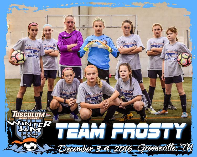 Team Frosty B