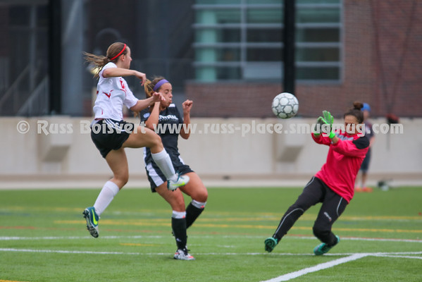 WPI Womens Club Soccer vs Central CT State