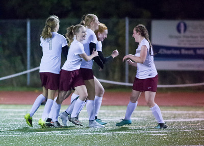 Montesano HS vs. Tenino HS, ladies varsity, November 2, 2017