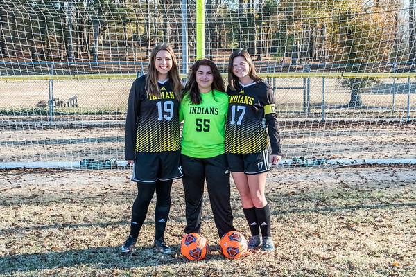 2018 Girls Soccer Photos