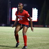 Georgia during the Bulldogs' spring scrimmage game against Furman at Turner Soccer Complex in Athens, Ga. on Wednesday Feb. 21, 2018. (Photo by Steffenie Burns)