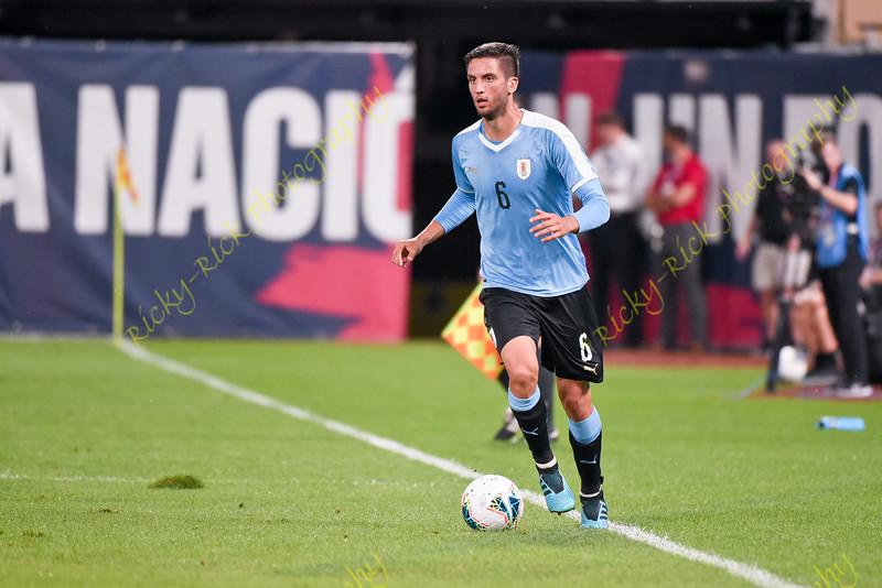 Soccer 2019: USMNT vs Uruguay Sep 10
