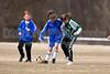 U10 Academy Girls SCSC U910C vs TCYSA Valencia BB&T Field 5B Saturday, February 27, 2010 at BB&T Soccer Park Advance, North Carolina (file 150150_803Q7628_1D3)