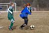 U10 Academy Girls SCSC U910C vs TCYSA Valencia BB&T Field 5B Saturday, February 27, 2010 at BB&T Soccer Park Advance, North Carolina (file 150032_QE6Q3557_1D2N)