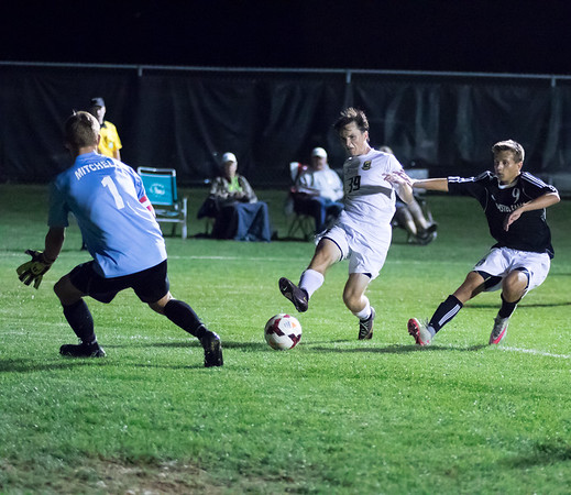 Amherst Boys Soccer VS Olmsted Falls