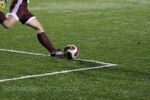 Varsity Soccer VS Walt Whitman