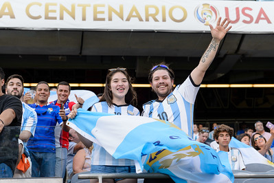 Chicago, IL, USA - Friday, June 10, 2016:  during a Copa America Centenario Group D match between Argentina (ARG) and Panama (PAN) at Soldier Field.