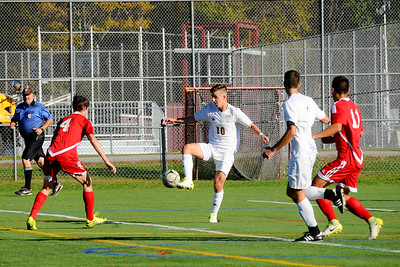 Arlington Vs. Fox Lane Boys Soccer
