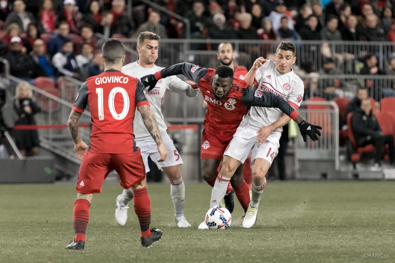 Toronto FC vs Atlanta United FC