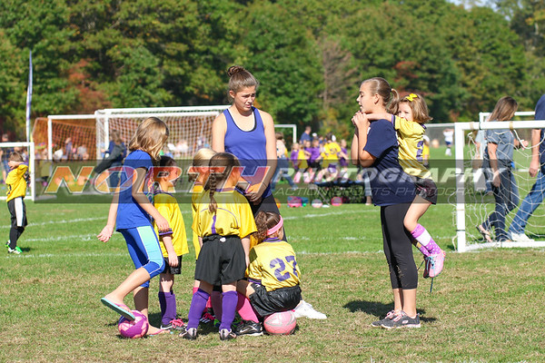 10/22/2017 (Field 9 U6) Sharknados vs. Tornadoes