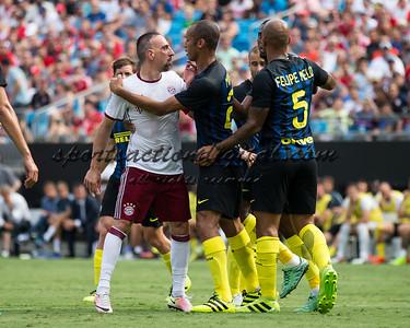 Franck Ribery, Felipe Melo, Miranda