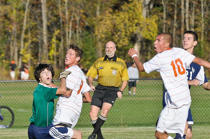bchs boys var soc seniors Part 1-- vs APark 2010-10-12-19