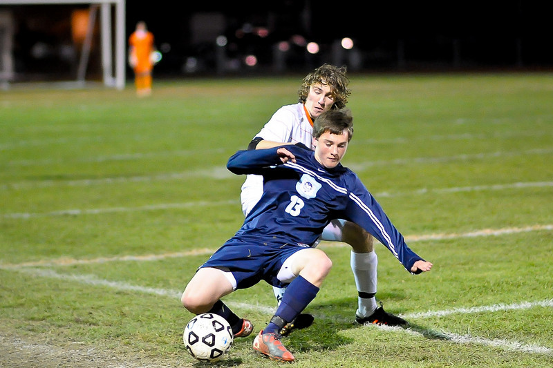 bchs boys var soc v Colonie 2010-10-19-45