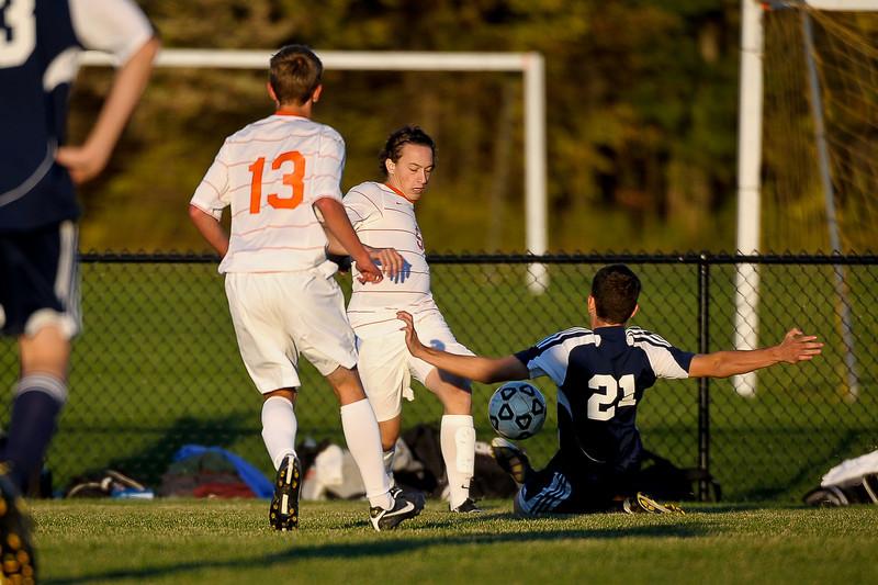 bchs boys var soc seniors Part 1-- vs APark 2010-10-12-97