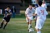 bchs boys var soc seniors Part 1-- vs APark 2010-10-12-90