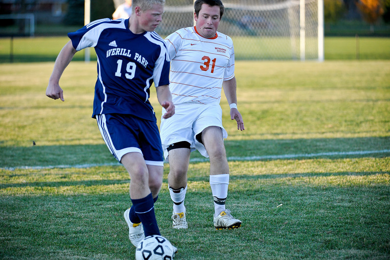 bchs boys var soc seniors Part 1-- vs APark 2010-10-12-95