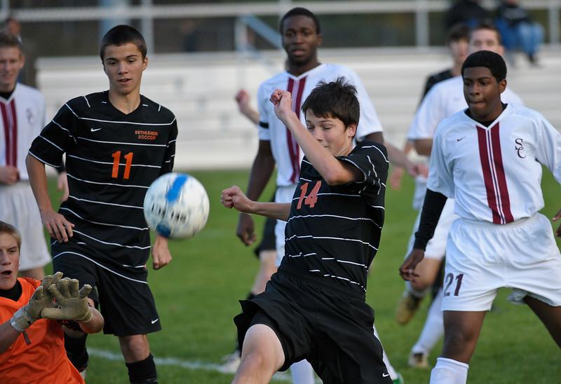 bchs boys var soc v Colonie 2010-10-19-1