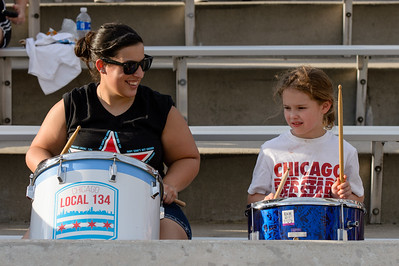 Chicago Red Stars Fans