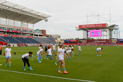 Chicago Red Stars, Toyota Park