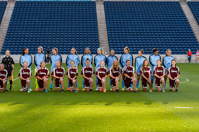 Chicago Red Stars Starting XI, Player Escorts