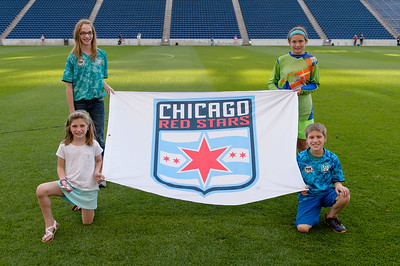 Chicago Red Stars Flag
