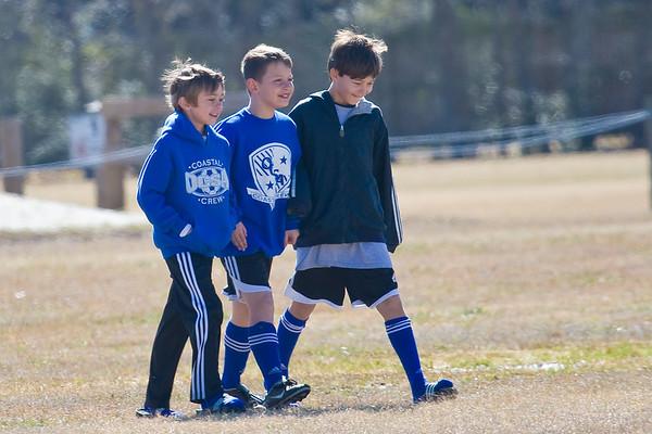 Boys OCSA vs PGSA 2-28