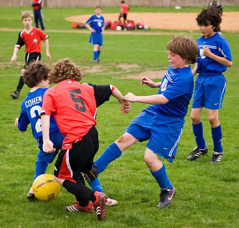 Meteors vs Hillsborough 04.20.2008