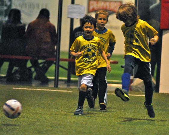 Winter 2012 - Boys Indoor